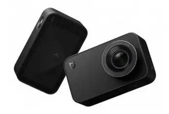 Xiaomi Mijia review – small action camera 4k touchscreen