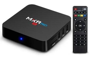 MXR PRO RK3328 TV Box review