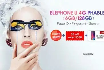 Elephone U overview and special promotion
