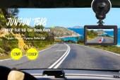 JUNSUN T518 Car Dash Cam 1080P Full HD DVR overview