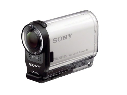 Sony FDR-X1000V/W wearable cameras