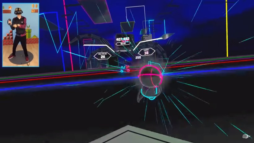 Synth Riders VR Game