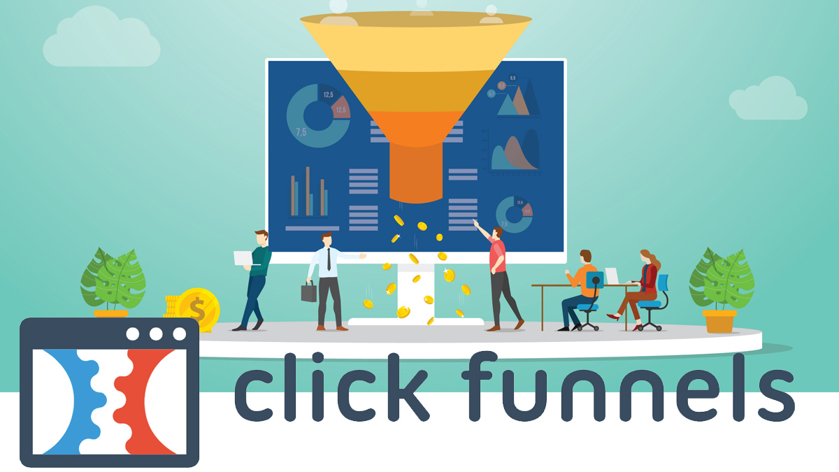 ClickFunnels is pioneering the world of online sales funnels ...