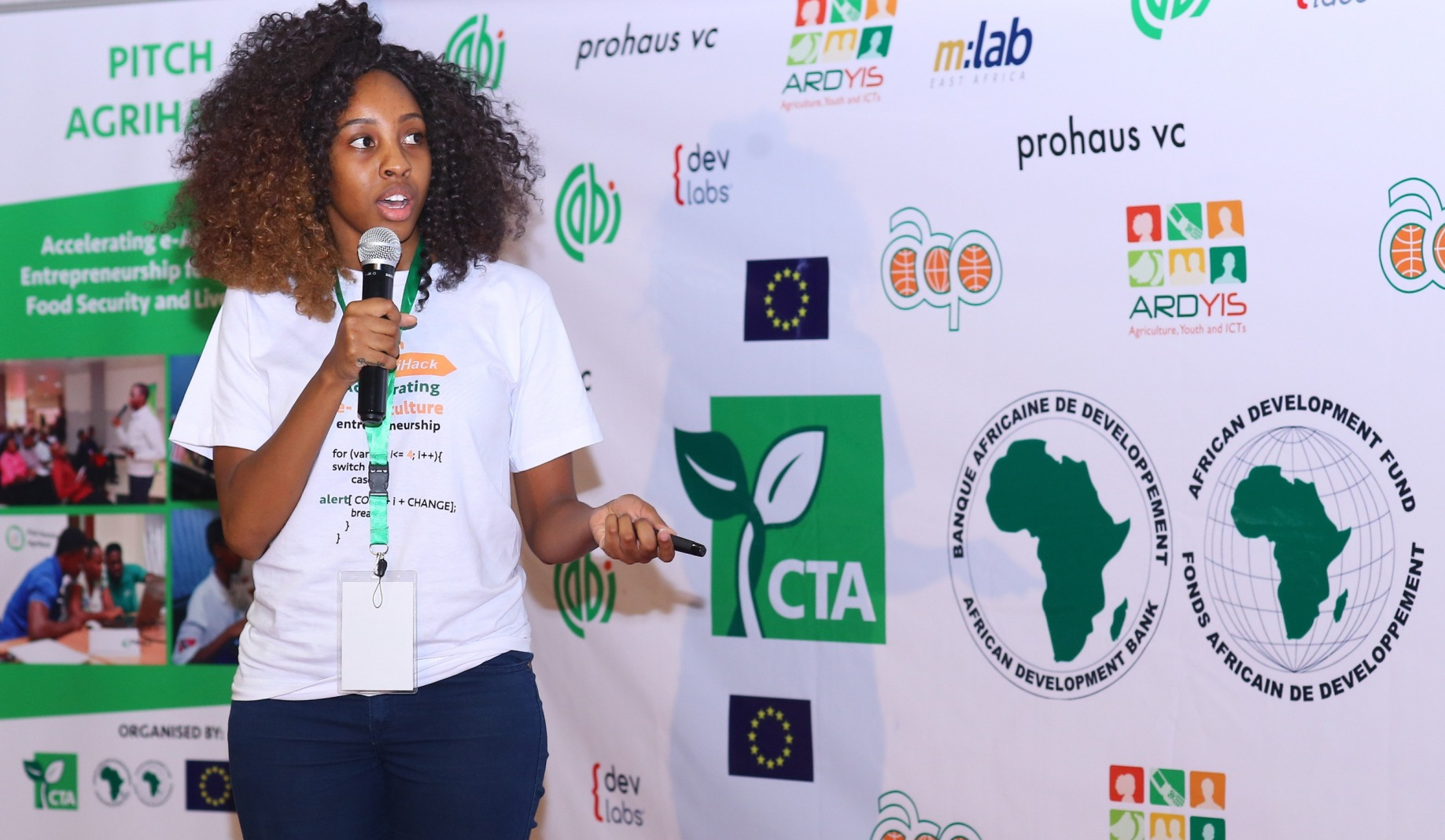 AgriHack competition pitch 2019