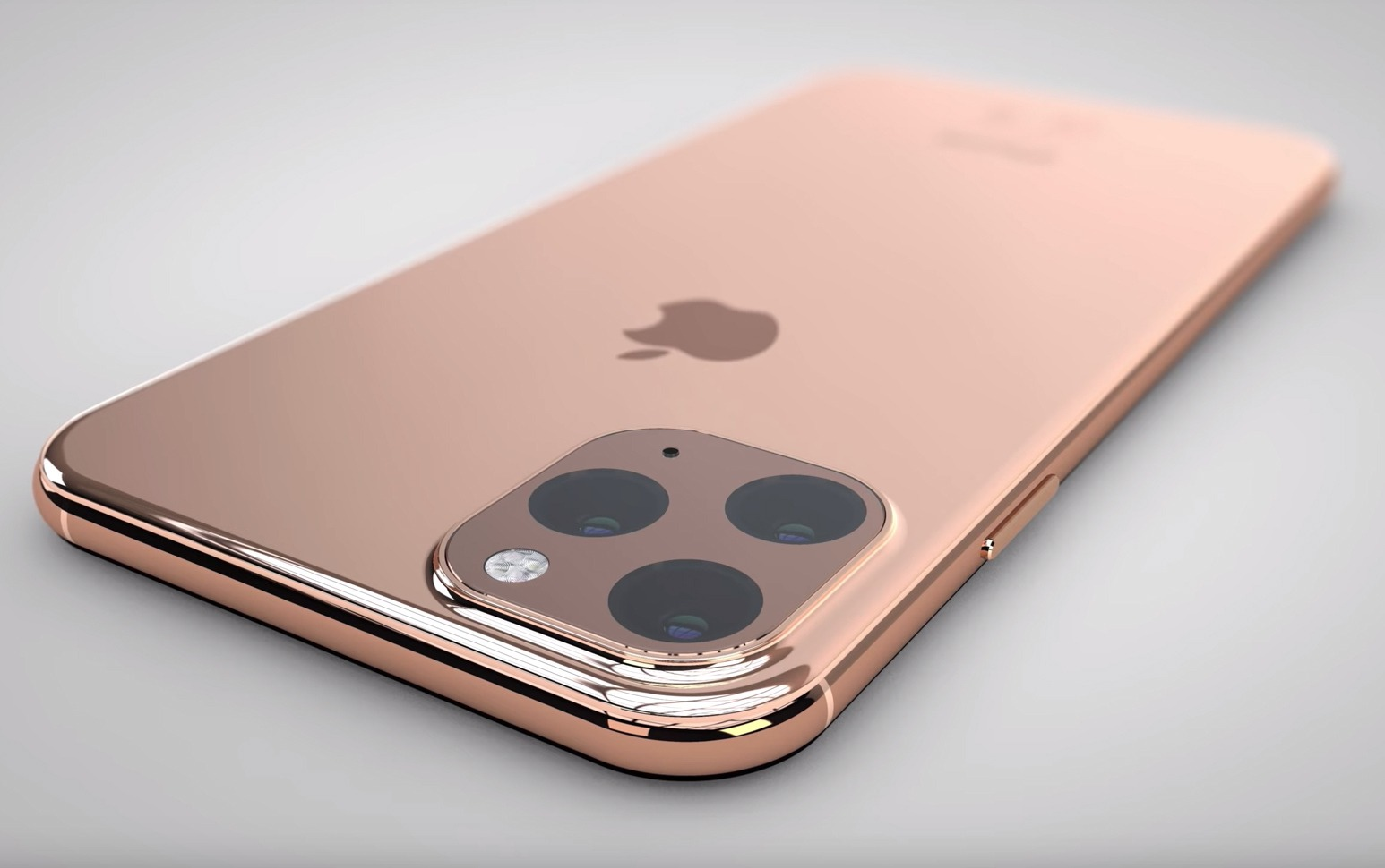iPhone 11 Gold