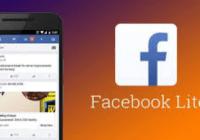 Facebook Lite Free Mobile App| FB Lite App Update