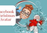 Facebook Christmas Avatar Wishes 2020 celebrate Xmas with FB Avatar