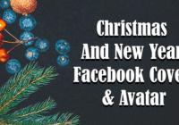 FACEBOOK NEW YEAR CARD FRAMES FOR 2021 | FACEBOOK NEW YEAR AVATAR