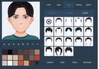 Facebook Avatar – How do I create my own facebook avatar