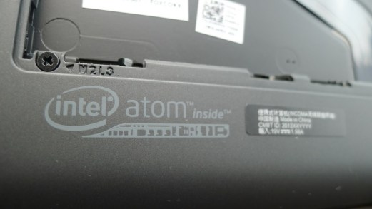 Dell Latitude 10 runs Intel's Atom