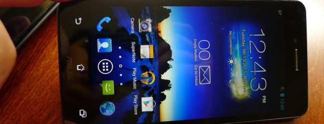 Hands on: Asus Padfone Infinity
