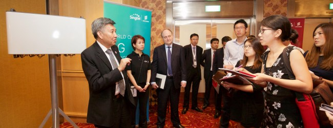 Singtel to test 5G technologies with Ericsson in Asia-Pacific