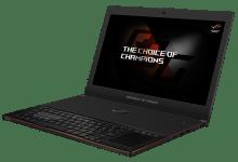 Hands on: Asus ROG Zephyrus GX501 gaming laptop