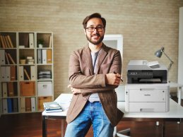 What to look for when choosing a printer for an SMB