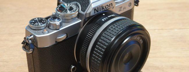 Hands on: Nikon Z fc