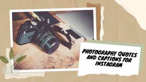 310+ Best Photography Captions For Instagram in (2021)