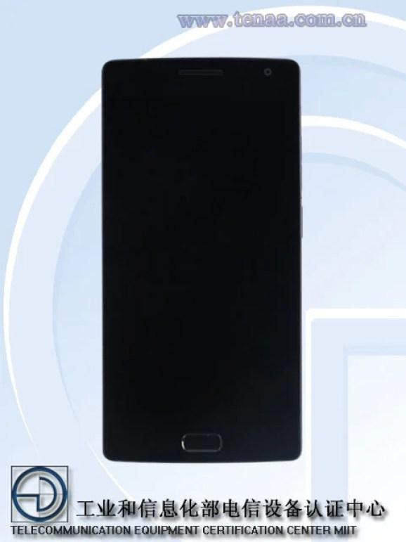 OnePlus 2 with finger print sensor