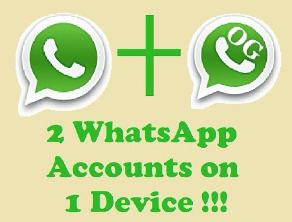 2 whatsapp on one android phone