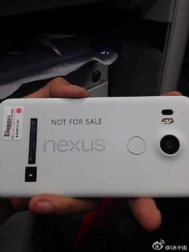 LG Nexus 5 Leaked Image