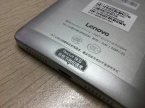 Lenovo Vibe P1 Pro metal body