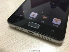 Lenovo Viber P1 Pro Finger Print Sensor