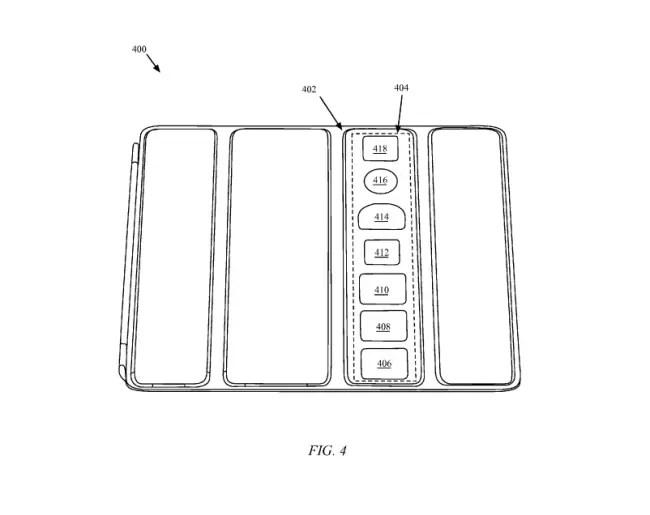 iPad Smart Cover Patent