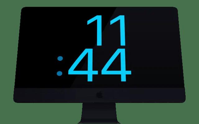 Apple Watch ScreenSaver for mac