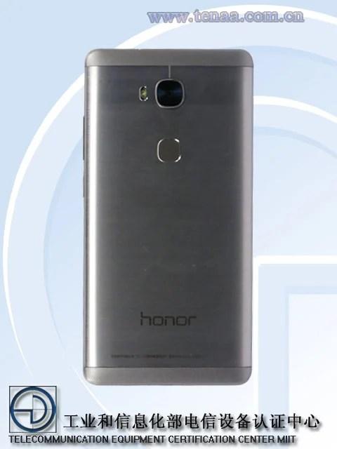 Huawei Honor X5 finger Print Sensor