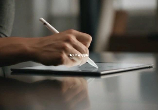 iPad Pro with Apple Pen