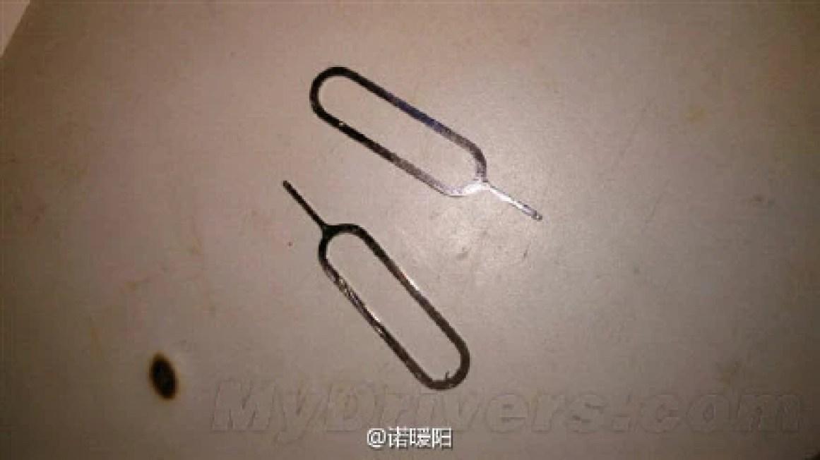 iPhone 6s pin