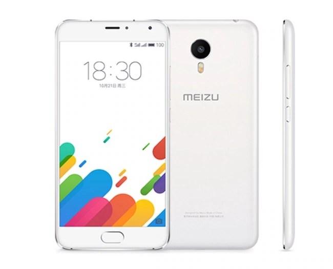 Meizu Blue Charm metal vs HTC One A9