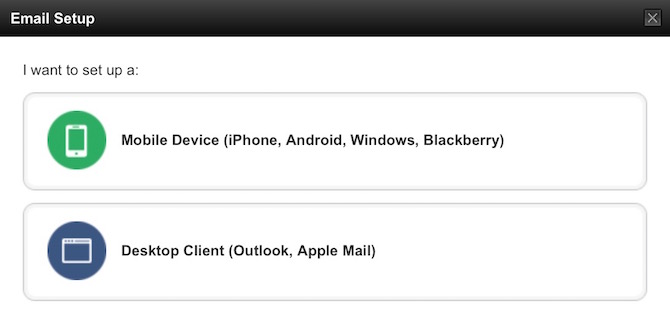 GoDaddy Email Login Configure