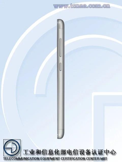 Redmi 3 tech Specs