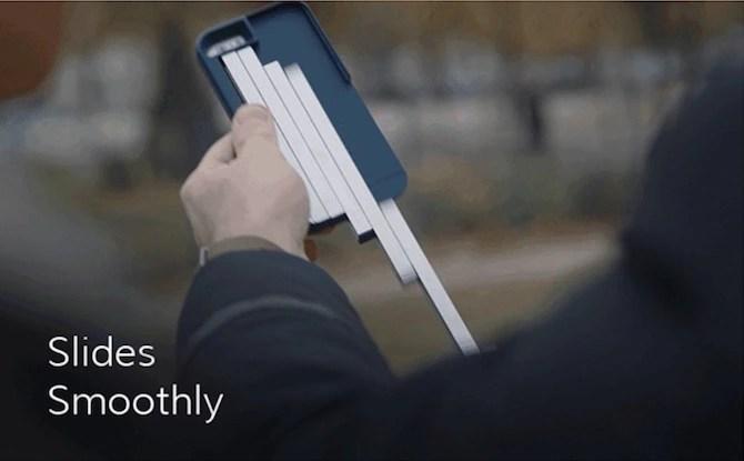 Selfie Stick Stickbox iphone case