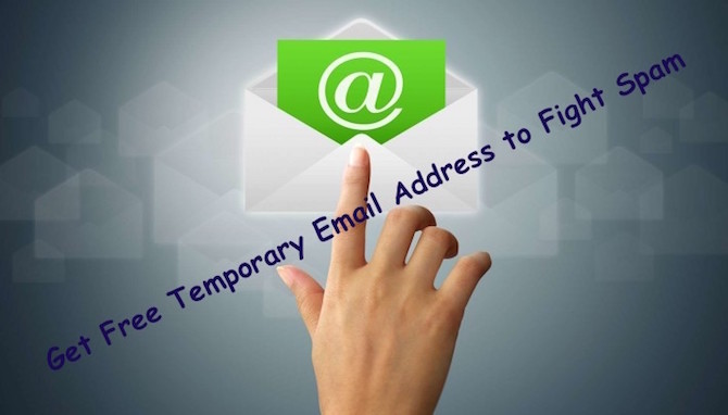Fake Disposable or Temporary Email Address