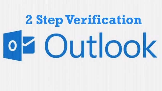 2 Step Verification for Outlook Hotmail onedrive Microsoft