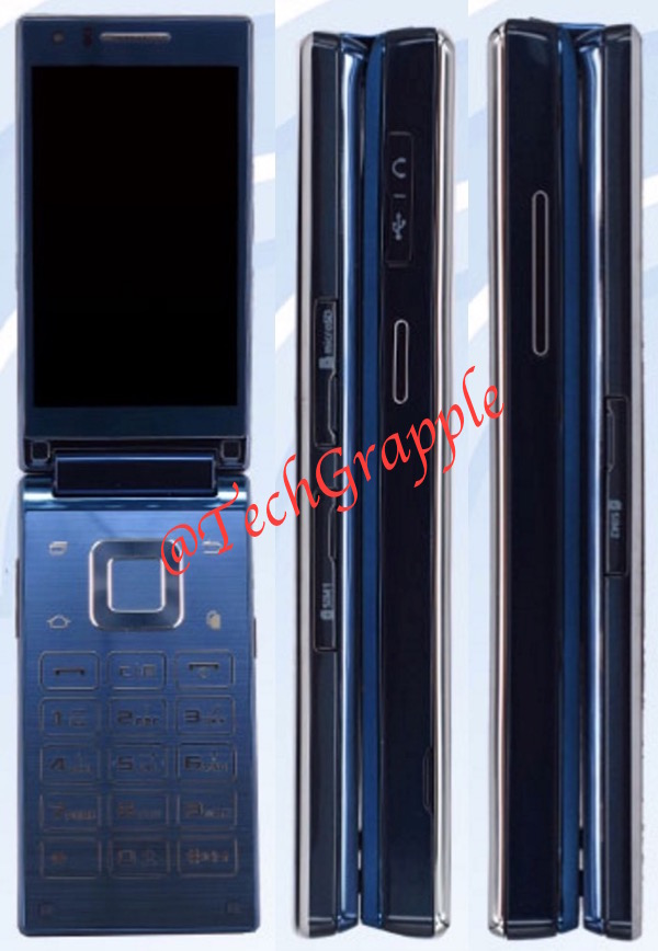 Changhong A200 Flip Android Phone