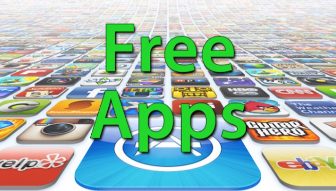 Paid premium Apps free for iPhones and ipads