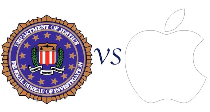 Apple vs FBI Fight