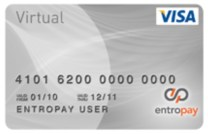 EntroPay Virtual Credit Card