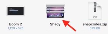 Launch Shady