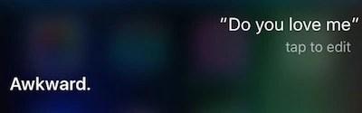 Love Siri