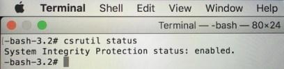 SIP Status