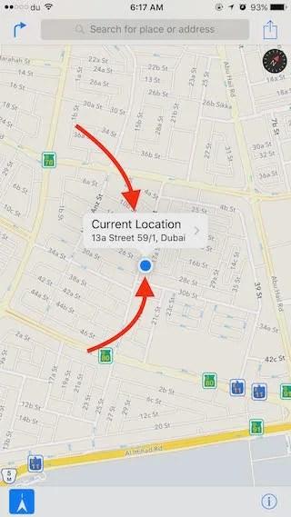 Apple Map 2