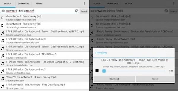 Copyleft Music Downloader