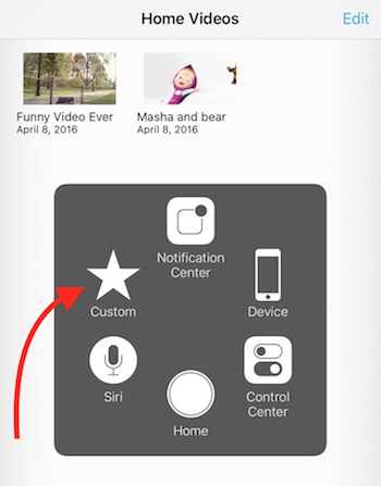 Show Touches iPhone Part 7