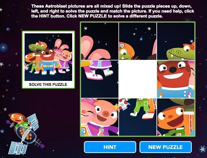 Galaxy Scrample game