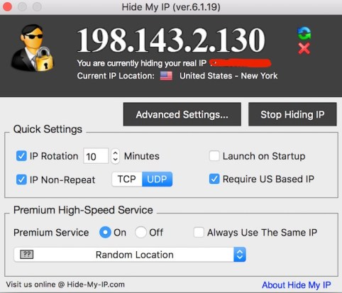 Enjoy Anonymous Internet Surfing with Hide My IP