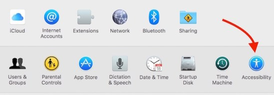 Mac Accessibility