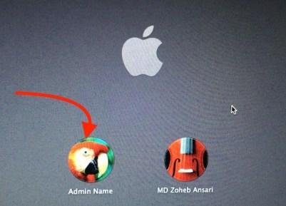 New Admin Mac